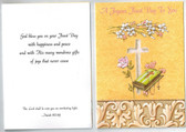 FEAST DAY CARD