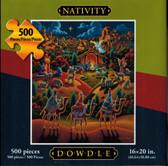 Nativity 500 piece jigsaw puzzle