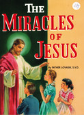 The Miracles of Jesus Children's Picture Book