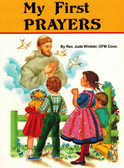 My First Prayers Children's Book