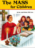 Catholic Mass Children's Book
