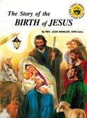 The Birth of Jesus Children's Book