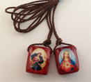 Mary, Undoer of Knots Scapular