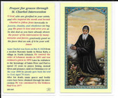 Laminated Prayer Card Prayer for Graces through Saint Charbel Intercession