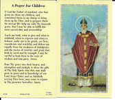 "50 cent Prayer Cards of ""A Prayer For Children"""