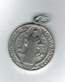 Used Medal: St. Benedict Medal--1""