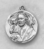 Saint Joseph Medal On Chain