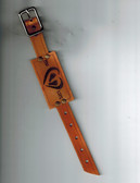 Womens Prolife, Hand Crafted Leather Bracelet