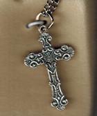 Emboss Cross On Chain
