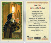 Prayer to Saint Alice, Patron Saint of Those Suffering from Paralysis