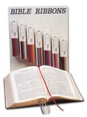 Bible Ribbon Markers