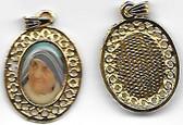 Mother Teresa Color Medal