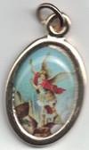 Saint Michael Color Medal