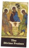 The Divine Praises Prayer Card