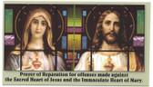 Prayer Of Reparation Prayer Card