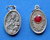 St. Joseph Third Class Relic Medal