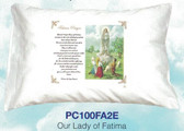 Our Lady Of Fatima Prayer Pillowcase