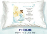 Prayer For A Little Boy Prayer Pillowcase
