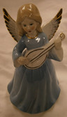 Angel With Guitar Music Box