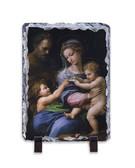 Madonna Della Rosa Slate Tile