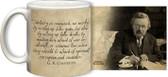 G.K. Chesterton Idolatry Quote Mug