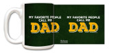 My Favorite People Call Me Dad Mug
