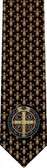 Benedictine Cross Tie