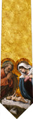 Nativity with Reaching Jesus Tie
