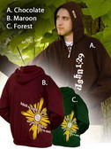 Eucharist Zipper Hoodie