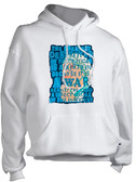 Mother Teresa Quote Hoodie