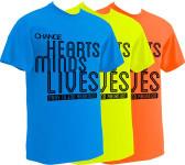 Change Lives T-shirt