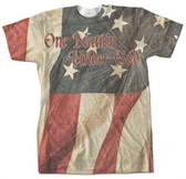 Catholic Patriot Full Color T-Shirt