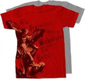 St. Michael the Archangel Full T-Shirt