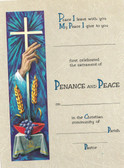 Penance And Peace Certificate