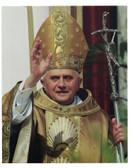 Pope Benedict XVI Print