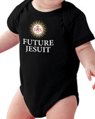 Future Jesuit Baby Onesie
