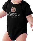 Future Benedictine Baby Onesie