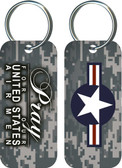 Air Force Keychain