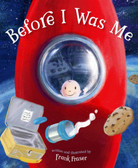 Before I Was Me- Hard Cover Book