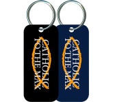 Catholic to the Max Rectangle Keychain