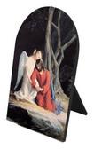 Gethsemane Arched Desk Plaque