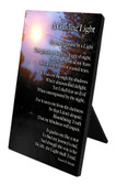 A Guiding Light Vertical Desk Plaque