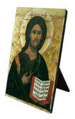 Christ the Teacher Vertical Desk Plaque