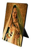Immaculate Heart of Mary Desk Plaque