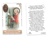 Prayer to Saint Charles Borromeo With Medal