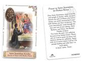 Prayer to Saint Stanislaus Kostka For Those With Broken Bones