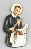 St. Gerard Wood Magnet