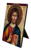 Christ the Teacher Icon Vertical Desk Plaque