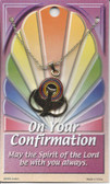 On Your Confirmation Necklace & Card