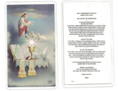 Holy Communion Chaplet Lamited Prayer Card